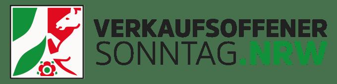 Verkaufsoffener Sonntag NRW