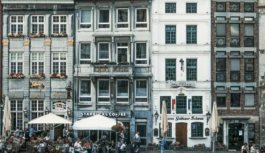 Verkaufsoffener Sonntag in Aachen