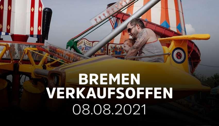 Bremen verkaufsoffen - Sonntags geöffnet zur Bremer Sommerwiese 2021