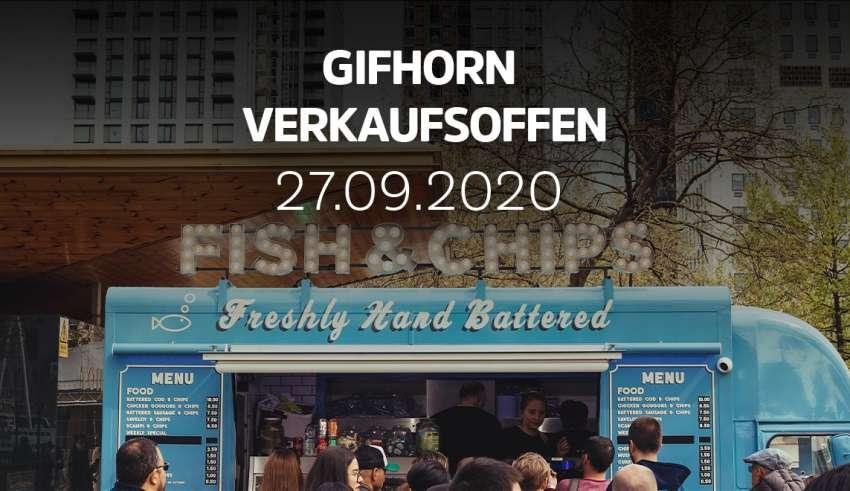 Street Food Festival 2020 in Gifhorn mit verkaufsoffenem Sonntag
