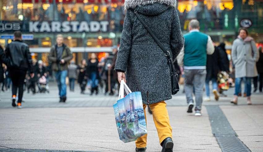 Einkaufen im Limbecker Platz