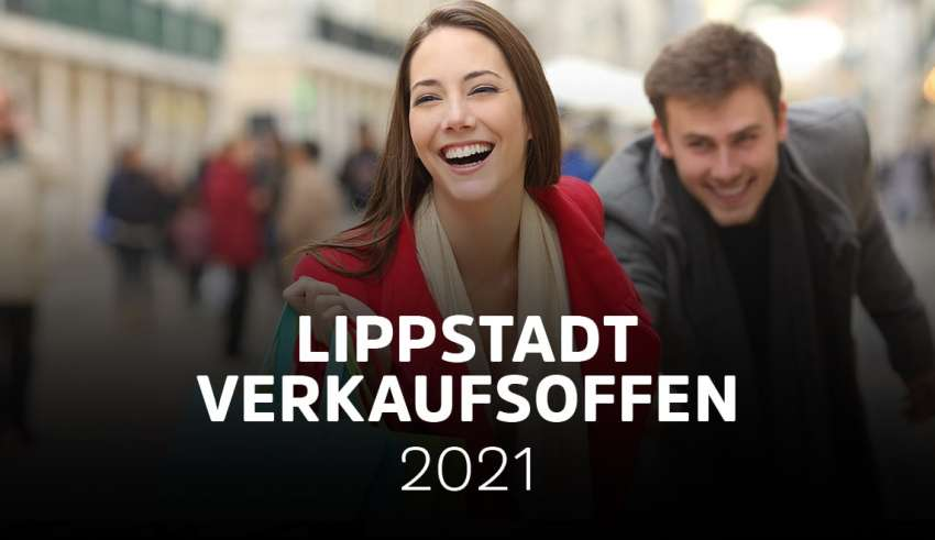 Verkaufsoffener Sonntag in Lippstadt (Kreis Soest) 2021