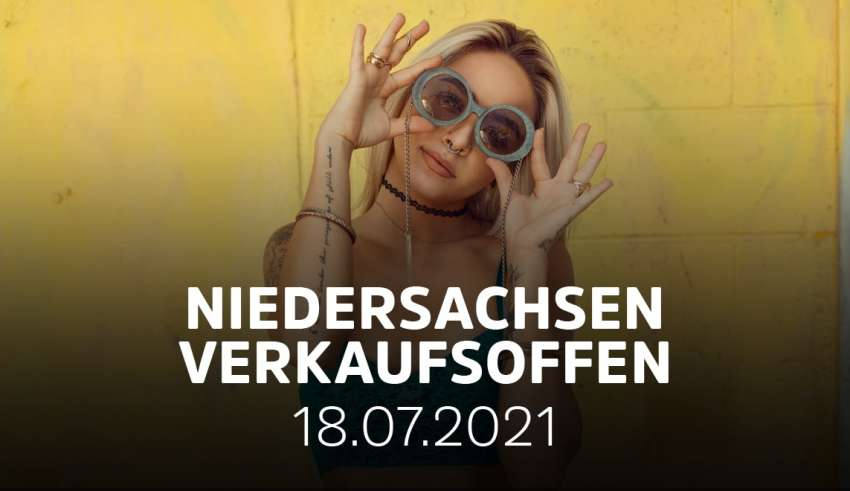 Niedersachsen verkaufsoffener Sonntag - Die Übersicht