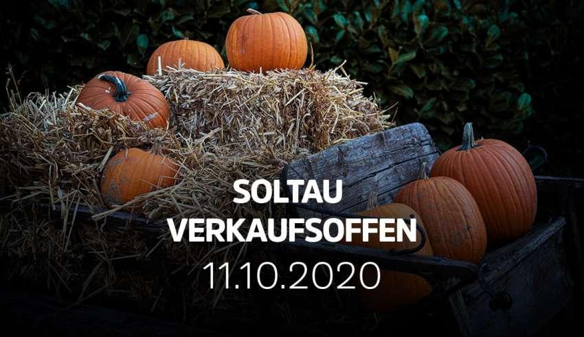 Bauernmarkt und verkaufsoffener Sonntag in Soltau