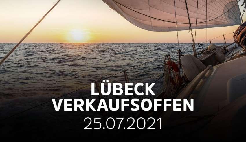 "Heute verkaufsoffener Sonntag in Lübeck - Lübeck klingt"""