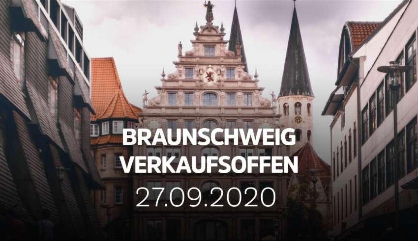 Verkaufsoffener Sonntag in Braunschweig / NDS