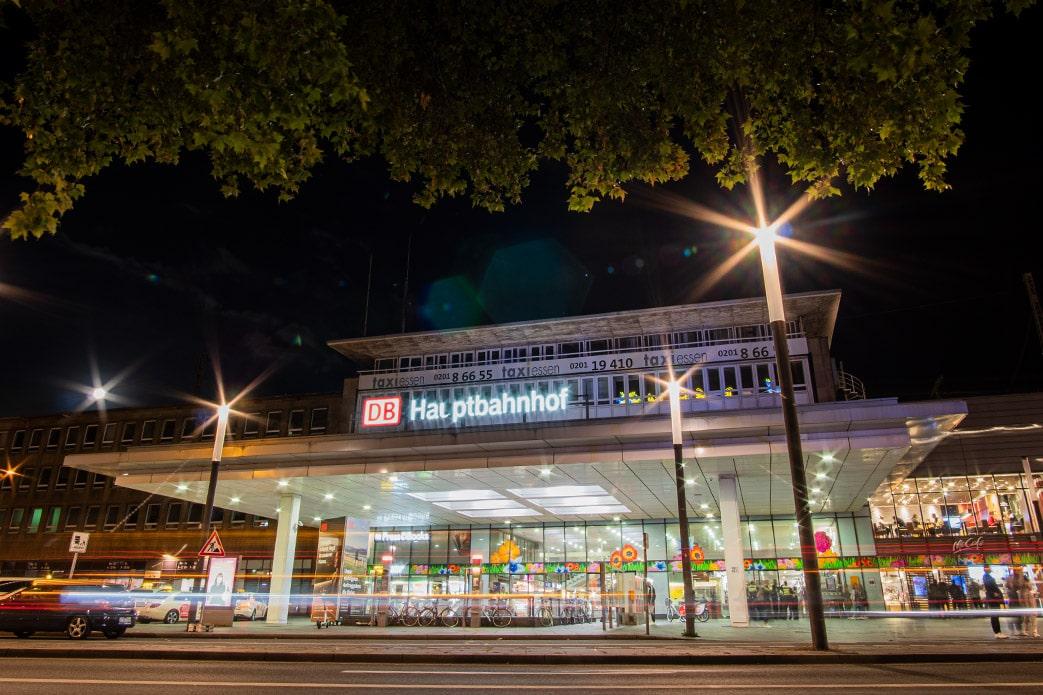 Hauptbahnhof Essen - Einkaufen im Bahnhof in Essen