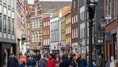 Verkaufsoffener Sonntag in Venlo