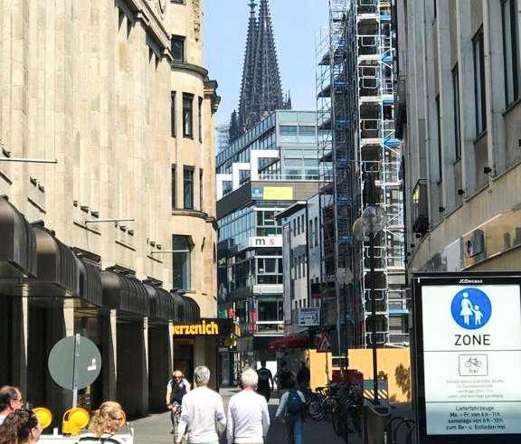 Geschäfte in Köln