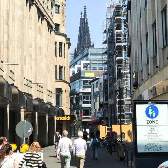 Verkaufsoffener Sonntag Köln