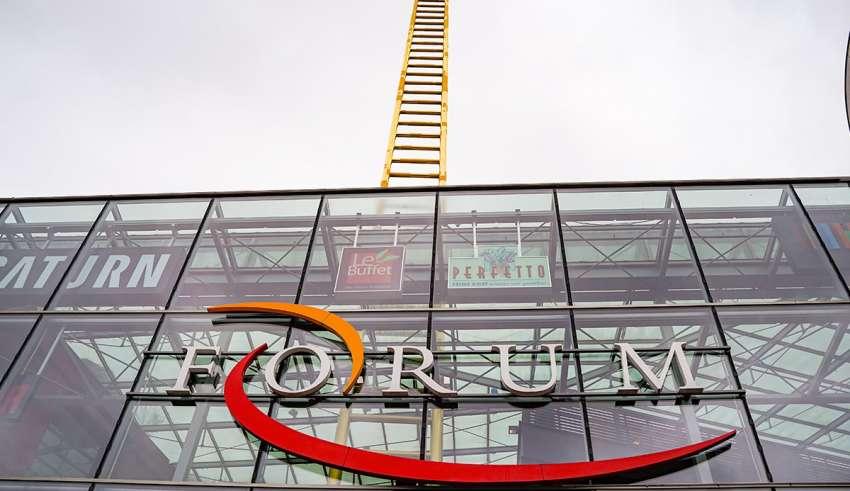 Verkaufsoffener Sonntag Forum Duisburg