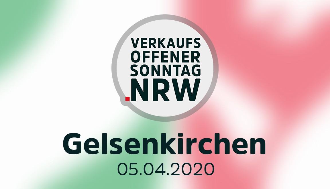 Gelsenkirchen Verkaufsoffener Sonntag