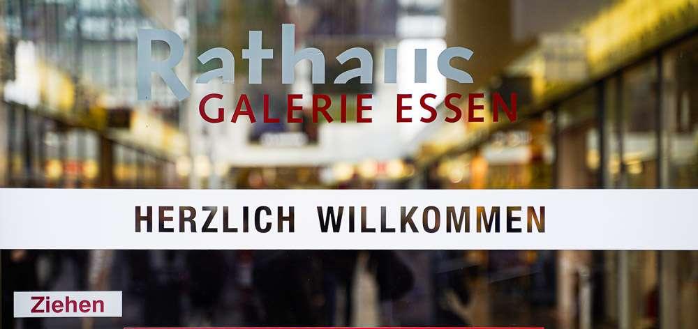 Verkaufsoffener Sonntag in der Rathaus Galerie Essen