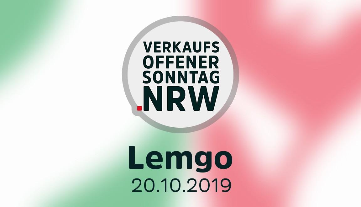Verkaufsoffener Sonntag Lübeck 2019 : am ist verkaufsoffener sonntag in lemgo mit ~ A.2002-acura-tl-radio.info Haus und Dekorationen