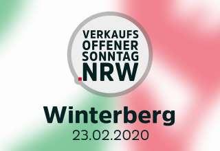 Verkaufsoffener Sonntag in Winterberg am 23.02.20