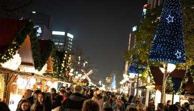 Weihnachtsmarkt und verkaufsoffener Sonntag heute in Duisburg