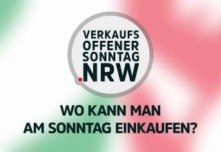 Wo kann man am Sonntag in NRW einkaufen? Corona-Update